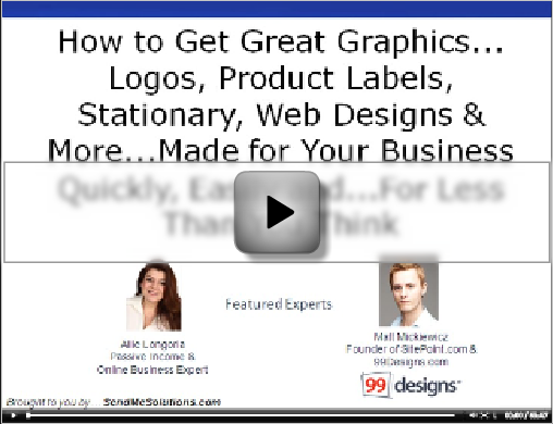 How to Get Great Graphics...Logos, Product Labels, Stationary, Web Designs and More...Made for Your Business Quickly, Easily and...For Less Than You Think